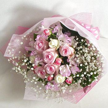 Charming Bouquet Of Flowers Delivery
