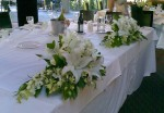Angelic Bridal Flower Arrangements