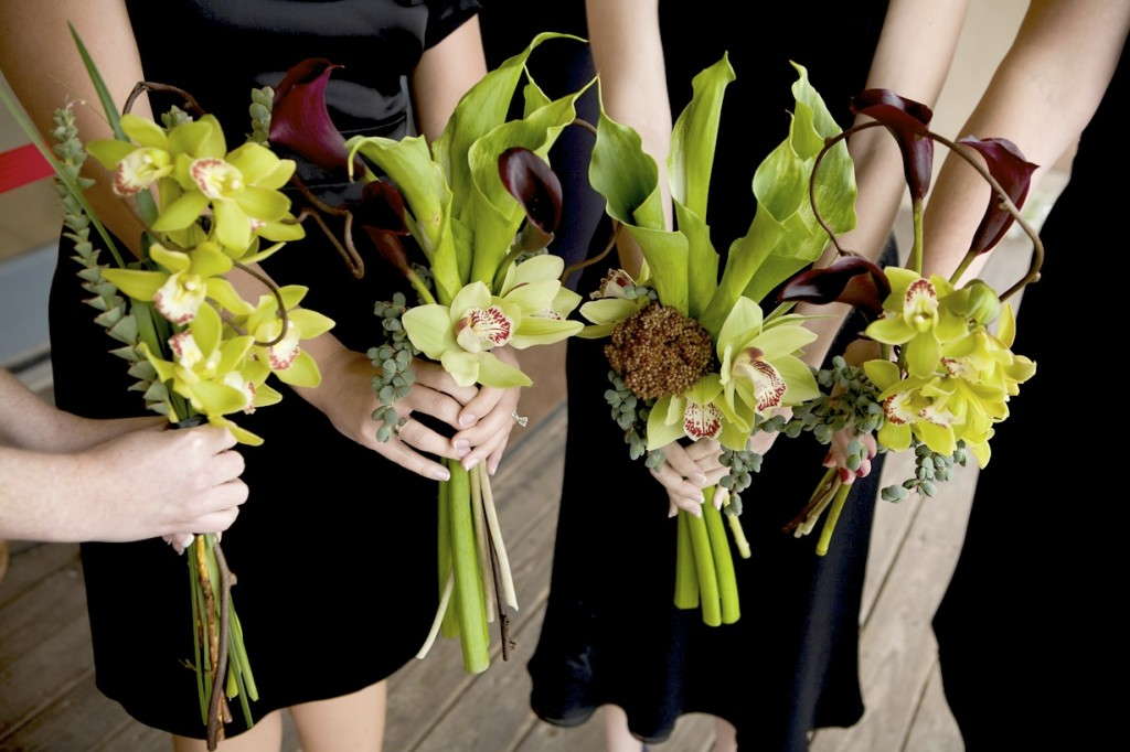 Amazing Bridesmaids Bouquets
