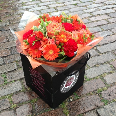 Pleasing Flowers Delivered London