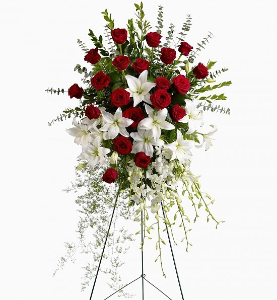Great Flowers For Funerals
