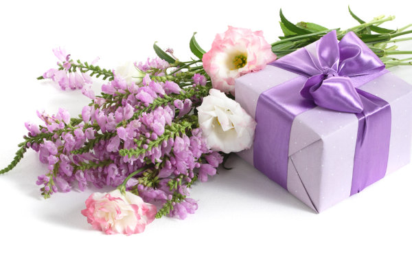 Purple Flowers & Gifts
