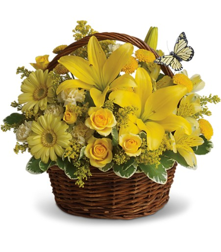 Charming Flowers Same Day Delivery