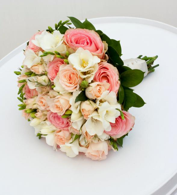 Lovely Fresh Wedding Flowers