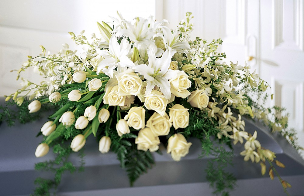 Amazing Funeral Flower