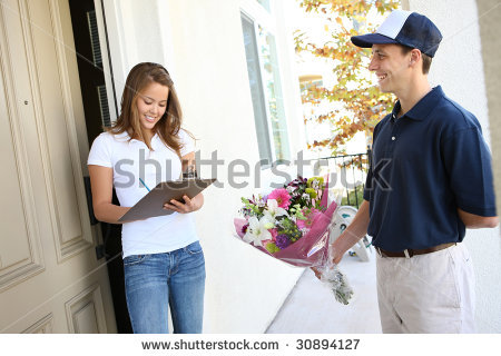 Well-formed Home Delivery Flowers