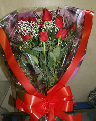Red Rose Delivery