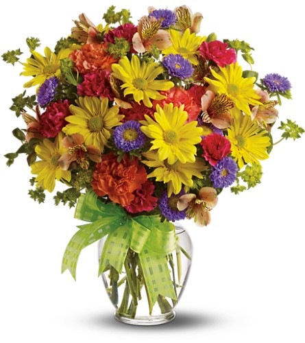 Classy Same Day Flowers Delivery