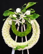 Great Unusual Funeral Flowers