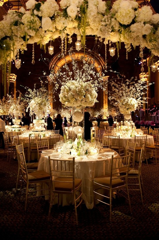 Amazing Wedding Floral Centerpieces