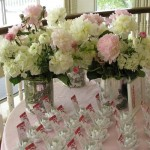 Beautiful Wedding Flower Arrangement