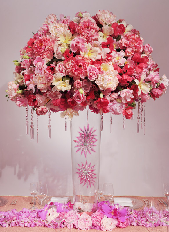 Beautiful Wedding Flower Centerpieces