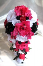 Comely Wedding Silk Flowers